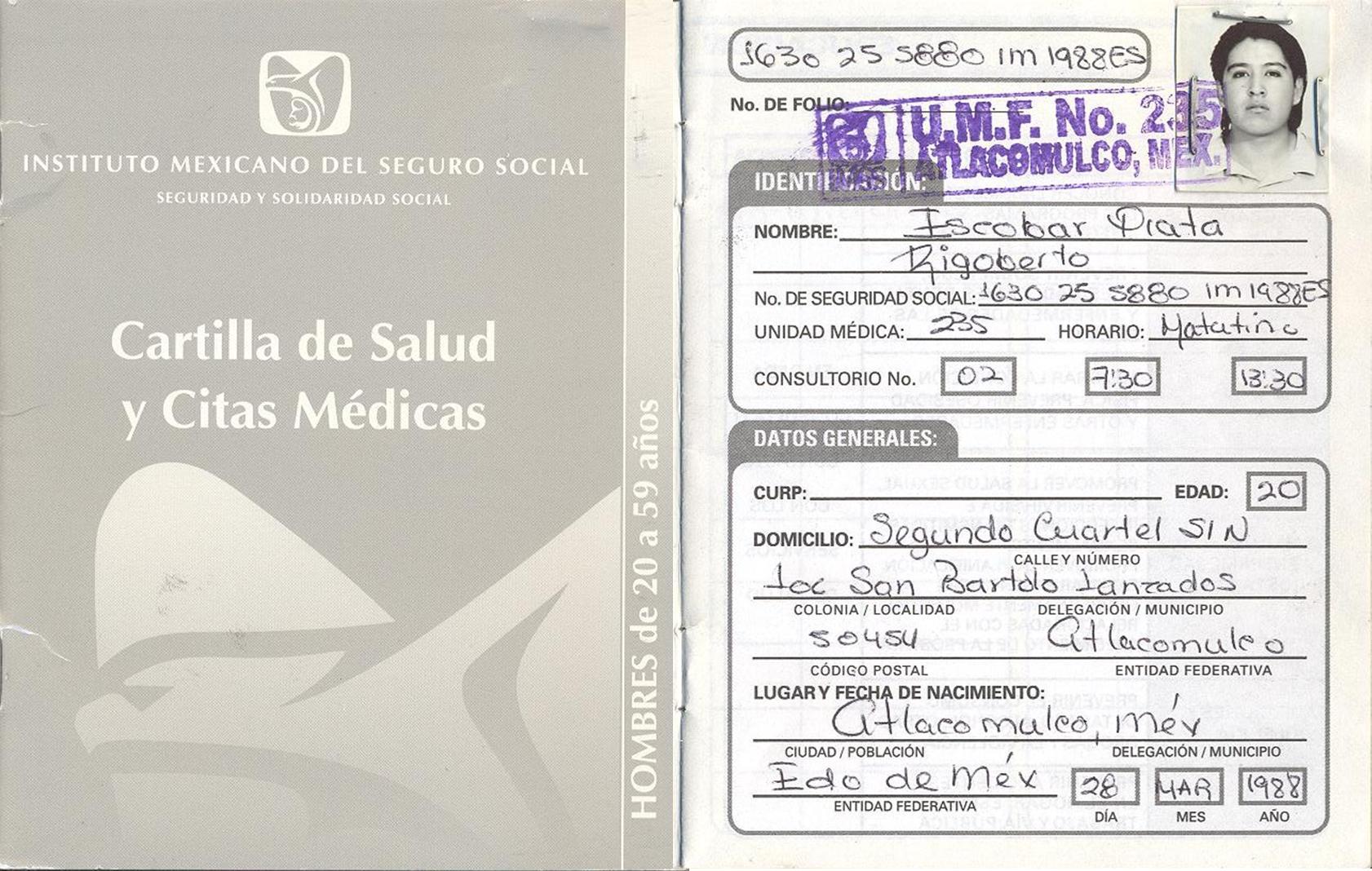28 agosto 2013 direcci n de extensi n y vinculaci n universidad de ixtlahuaca cui - Horario oficina seguridad social ...