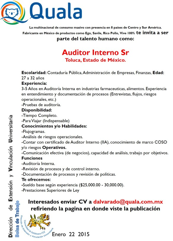 quala auditor interno