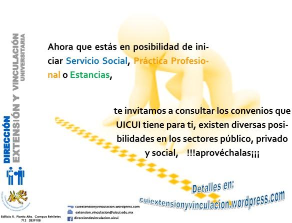 ss pp convenios