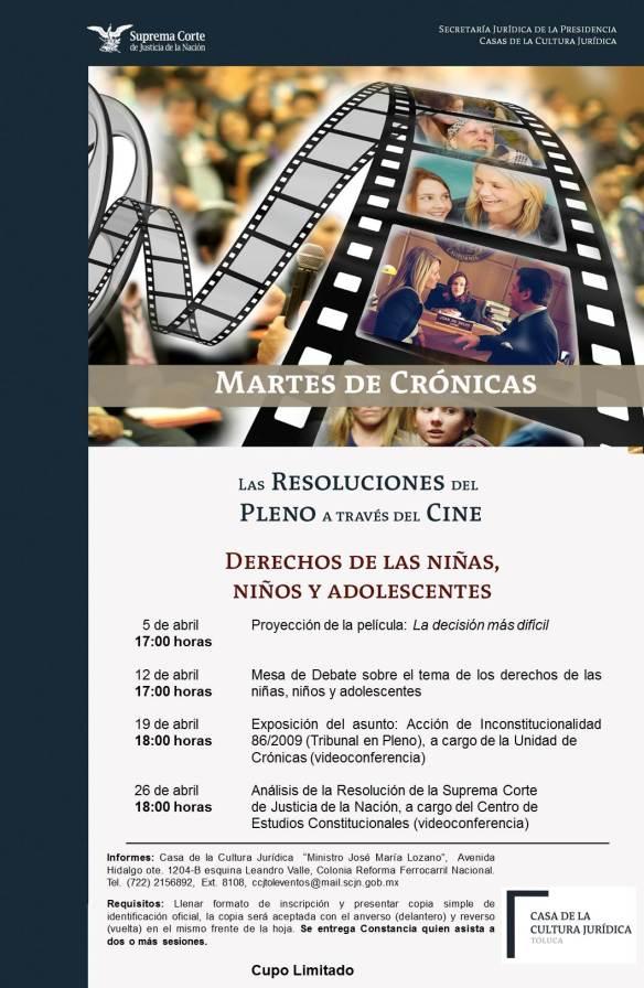CARTEL MARTES DE CRONICAS ABRIL_1