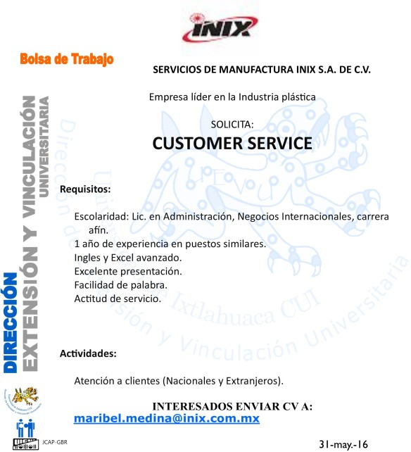 inix customer