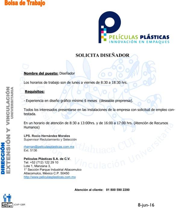 PELICULAS PLASTICAS