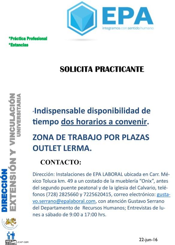 PRACTICAS EPA