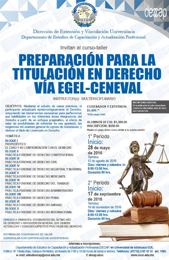 Egel-Derecho 3y4 exmn2016