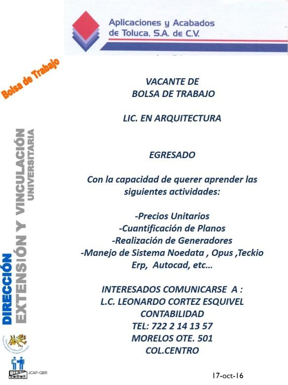 Empleos y oportunidades de trabajos en Toluca. Trabajos para electricistas, choferes, conductores de camiones, empleos en restaurantes, hoteles, limpieza y trabajos desde casa.