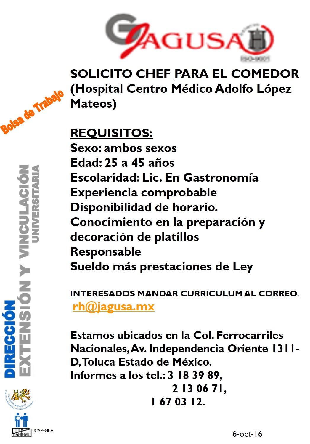 Descubre la gran variedad de ofertas de fantasticos empleos de toda clase que Vivanuncios dispone para ti, localizados en la ciudad de Toluca.